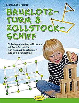 bauklotz turm zollstock schiff buch portofrei bei. Black Bedroom Furniture Sets. Home Design Ideas