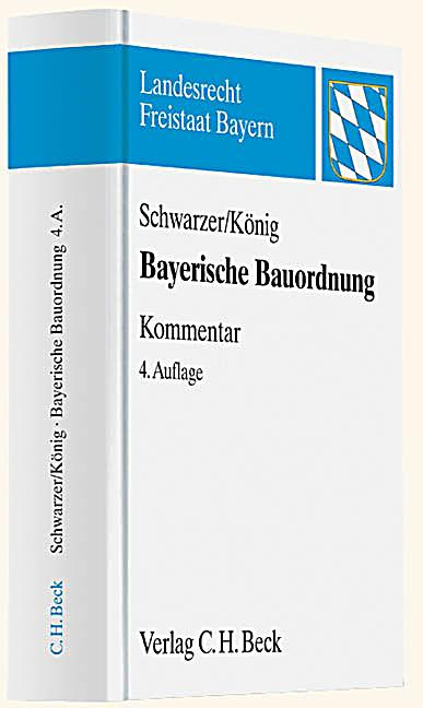 bayerische bauordnung baybo kommentar buch portofrei. Black Bedroom Furniture Sets. Home Design Ideas