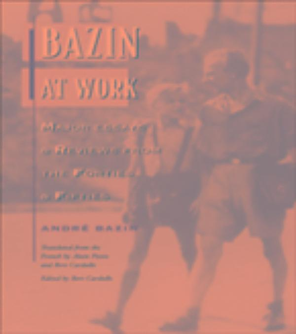 andre bazin essays André bazin i had not heard of andre bazin, but found this very useful essay about his theories, which are clearly very applicable to photography.