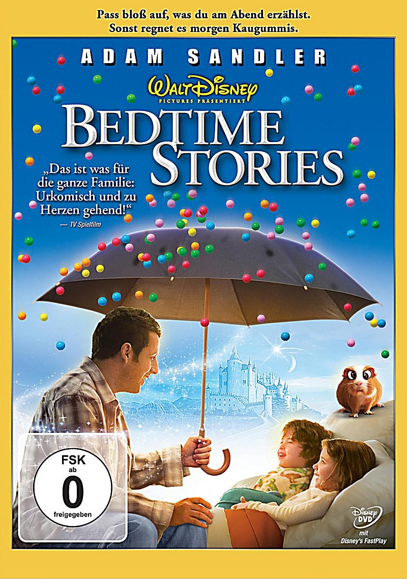 Bedtime stories dvd jetzt bei online bestellen for Bed stories online