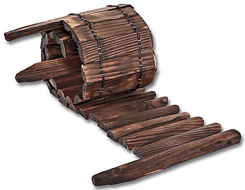 Beeteinfassung Holz beeteinfassung holz jetzt bei weltbild de bestellen