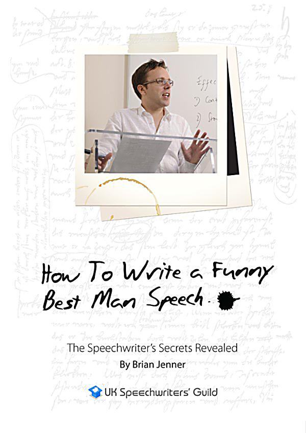 how to write a great best man speech Learn how to properly write and deliver a best man wedding reception speech and toast.