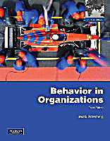 jerald greenberg and robert baron Behavior in organizations: international edition, 9/e jerald greenberg, the university of texas at arlington robert a baron, rensselaer polytechnic institute .