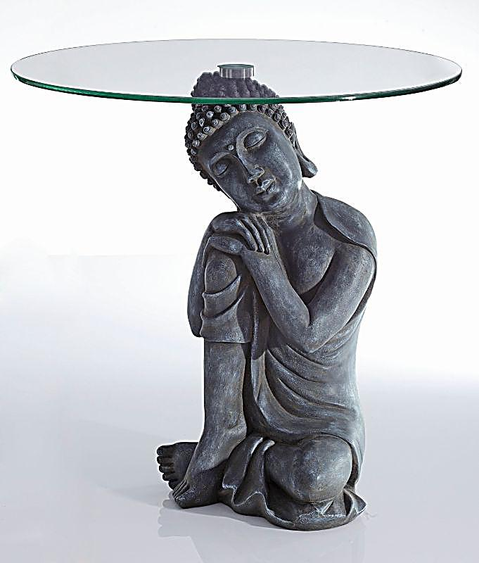 Beistelltisch buddha jetzt bei bestellen for Buddha bestellen