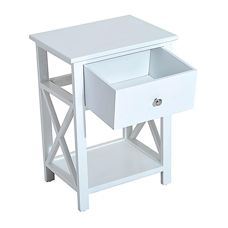 beistelltisch mit schublade jetzt bei bestellen. Black Bedroom Furniture Sets. Home Design Ideas