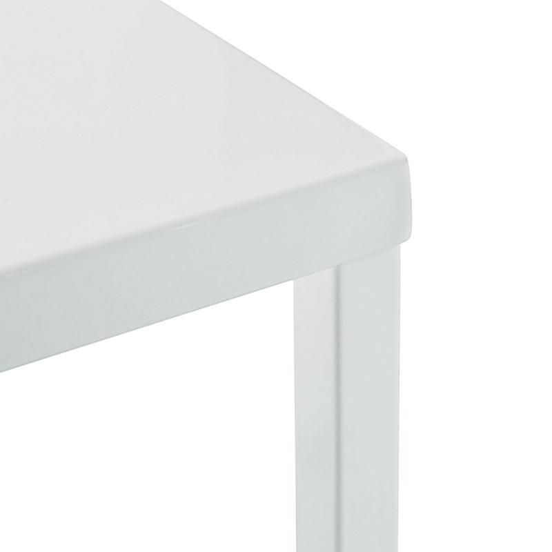 beistelltisch weiss jetzt bei bestellen. Black Bedroom Furniture Sets. Home Design Ideas