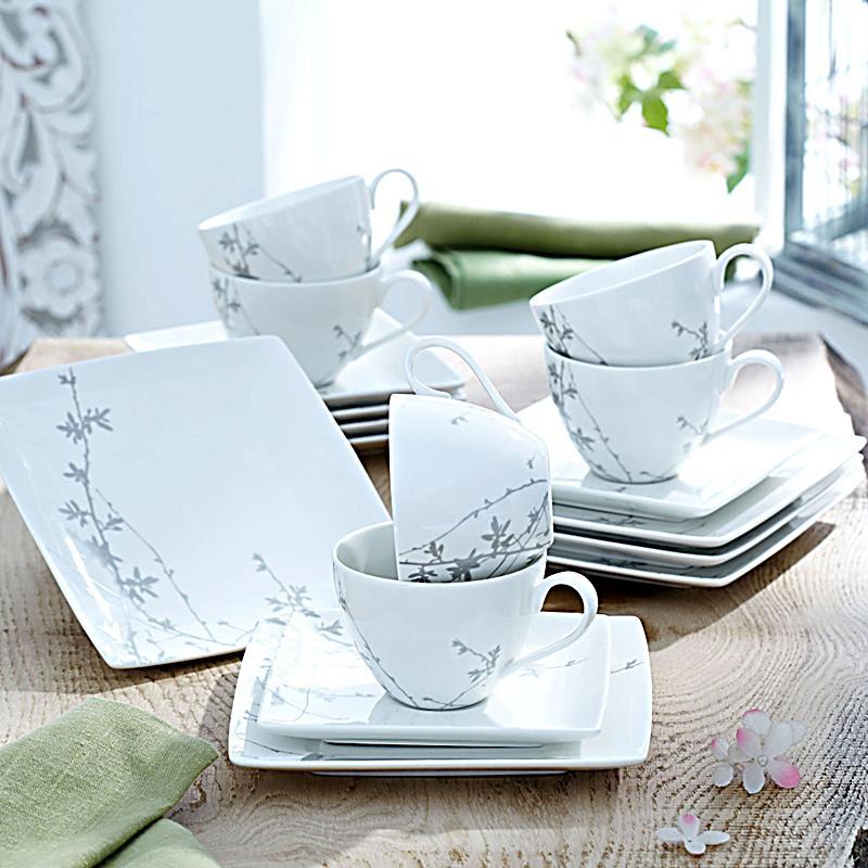 belacona kaffeeservice ranke 18 teilig bestellen. Black Bedroom Furniture Sets. Home Design Ideas