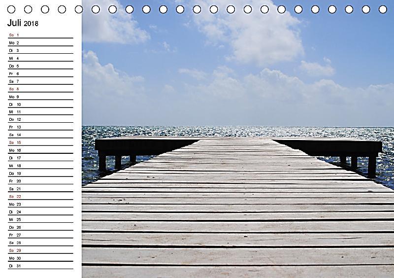 belize caye caulker wo ist nochmal belize tischkalender 2018 din a5 quer kalender bestellen. Black Bedroom Furniture Sets. Home Design Ideas