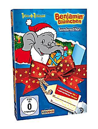 benjamin bl mchen weihnachts special 1 dvd 1 audio cd. Black Bedroom Furniture Sets. Home Design Ideas
