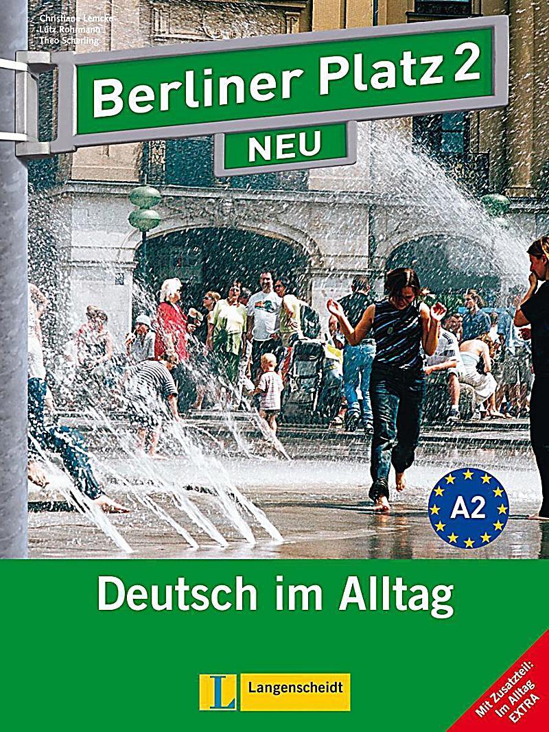berliner platz neu bd 2 lehr und arbeitsbuch m 2 audio. Black Bedroom Furniture Sets. Home Design Ideas