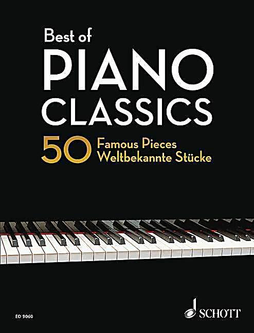 Best of piano classics buch portofrei bei for Piano house classics