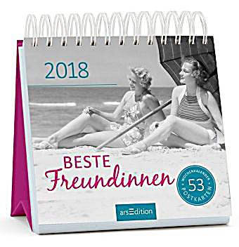 beste freundinnen 2018 kalender bei bestellen. Black Bedroom Furniture Sets. Home Design Ideas