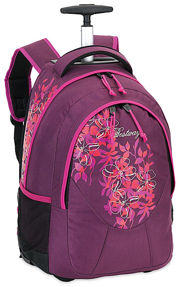 BestWay Rucksacktrolley Farbe Lila Pink Bestellen | Weltbild.ch