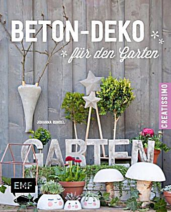 beton deko f r den garten buch portofrei bei. Black Bedroom Furniture Sets. Home Design Ideas