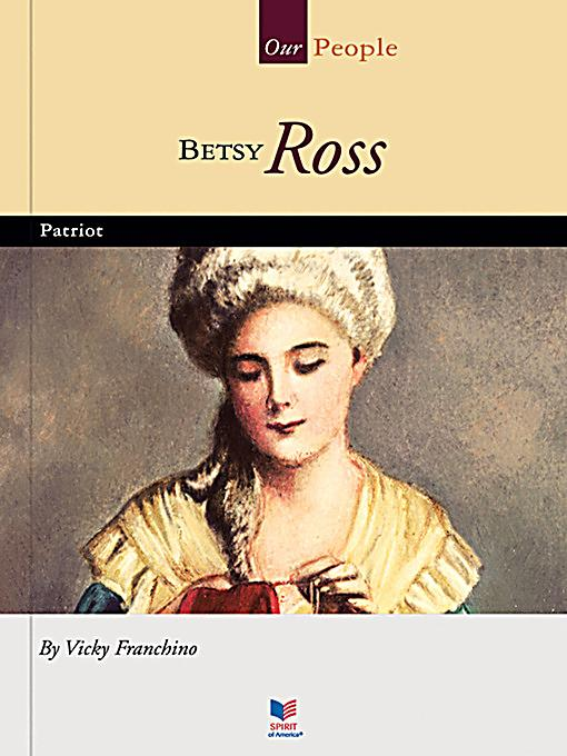 an introduction to the life of betsy ross First scholarly betsy ross biography 8 francis hopkinson designed the flag 9  betsy's artistic embellishments to the flag 10 external links modified 11  external links modified gfdl license[edit] i, mandy barberio (mandybarberio 15 :22, 1 august 2007 (utc)), am the  i also added a new intro section to  summarize the article.