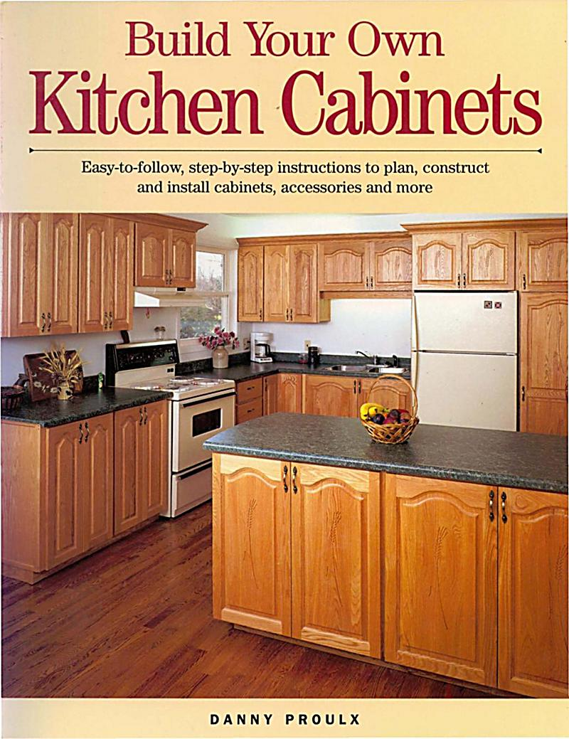 kitchen cabinet books betterway books build your own kitchen cabinets ebook 18260