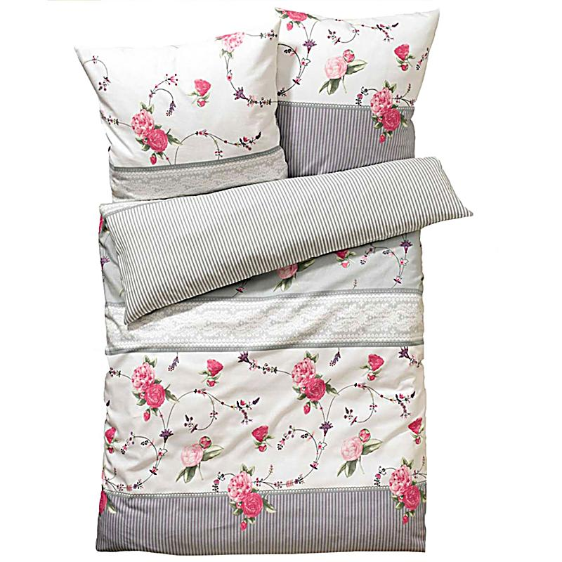 bettw sche amelie lavendel gr e 155 x 220 cm. Black Bedroom Furniture Sets. Home Design Ideas