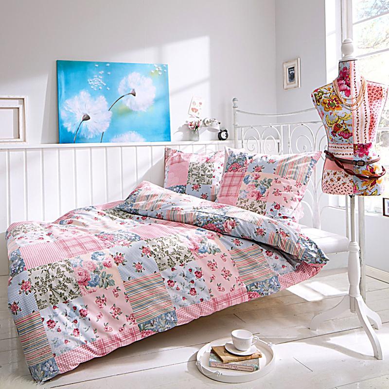 bettw sche memories rose gr e 155 x 220 cm. Black Bedroom Furniture Sets. Home Design Ideas