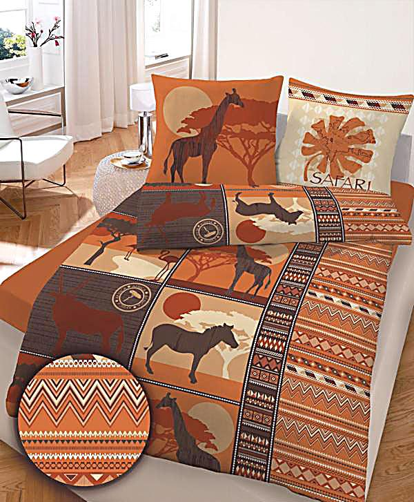 bettw sche serengeti gr sse 135x200 cm bestellen. Black Bedroom Furniture Sets. Home Design Ideas
