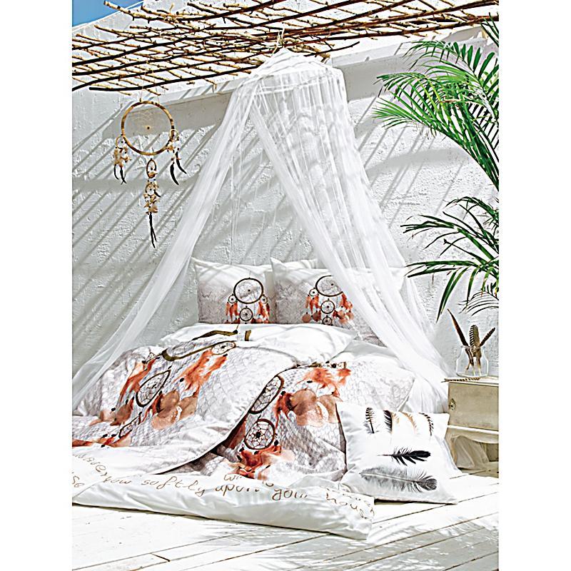 bettw sche traumf nger creme 155x220 bestellen. Black Bedroom Furniture Sets. Home Design Ideas