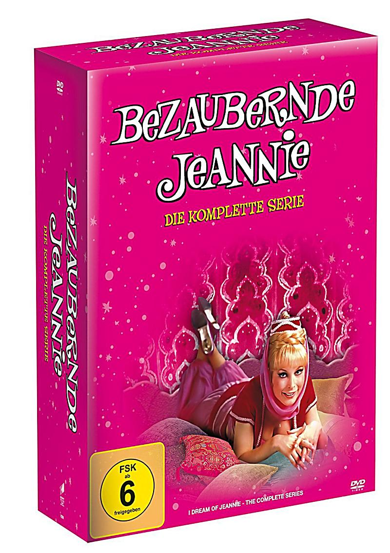 bezaubernde jeannie die komplette serie dvd. Black Bedroom Furniture Sets. Home Design Ideas