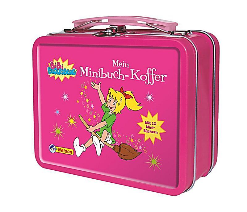 Bibi Blocksberg Bibi und Tina: Mein Minibuch-Koffer, 10 ...
