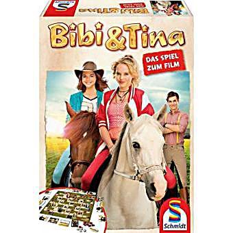 Bibi Und Tina Das Spiel