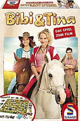 bibi und tina kinderspiel, das spiel zum film   weltbild.de
