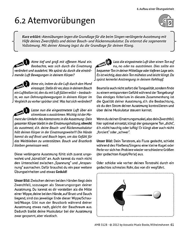 Ausgezeichnet Die Anatomie Des Singens Bilder - Anatomie Ideen ...