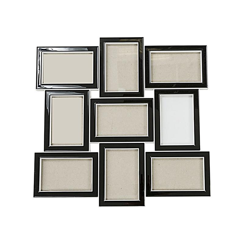 bilderrahmen modern black jetzt bei bestellen. Black Bedroom Furniture Sets. Home Design Ideas