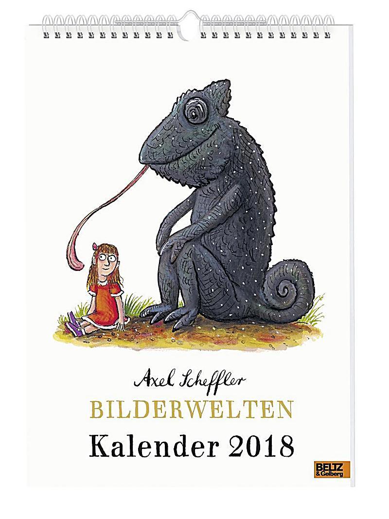 Bilderwelten 2018 Kalender G Nstig Bei Bestellen