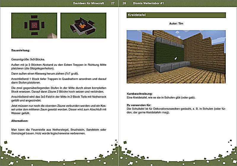 Fein Minecraft Tränke Id Zeitgenössisch - Die Kinderzimmer Design ...