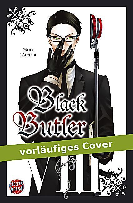 Black butler buch von yana toboso jetzt bei for Mein butler