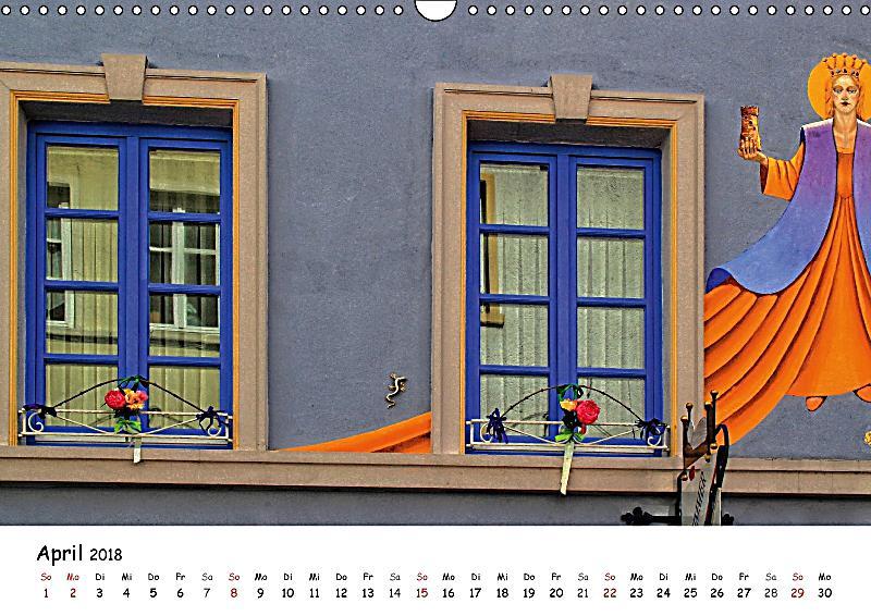Blickf nge fenster und t ren wandkalender 2018 din a3 for Fenster quer