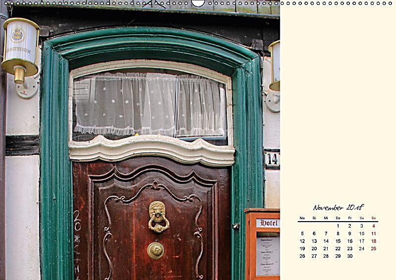 Blickf nge tore t ren und fenster wandkalender 2018 din for Fenster quer