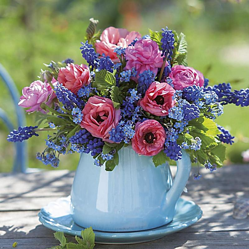 blumen flowers 2018 kalender g nstig bei bestellen. Black Bedroom Furniture Sets. Home Design Ideas