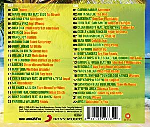Various - Booom! The Number 1 Dance Album