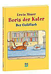 boris der kater der goldfisch buch portofrei bei. Black Bedroom Furniture Sets. Home Design Ideas