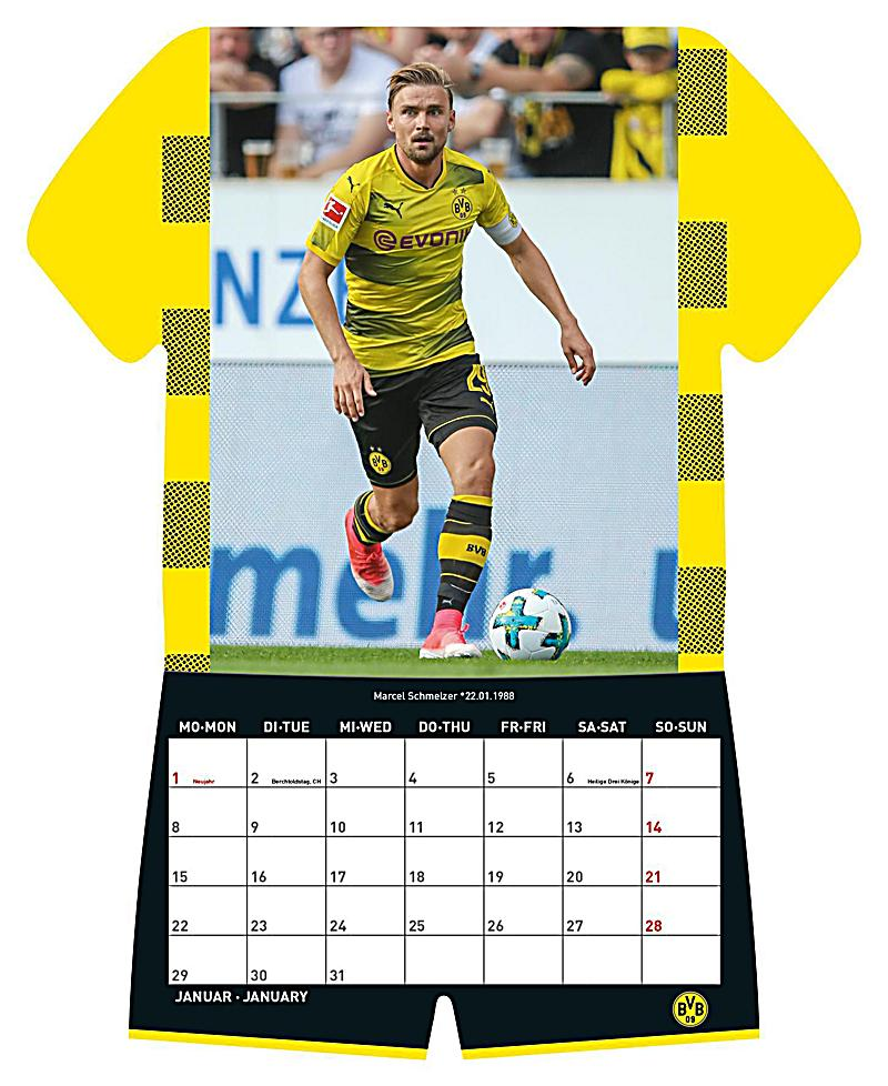 Bvb Kalender