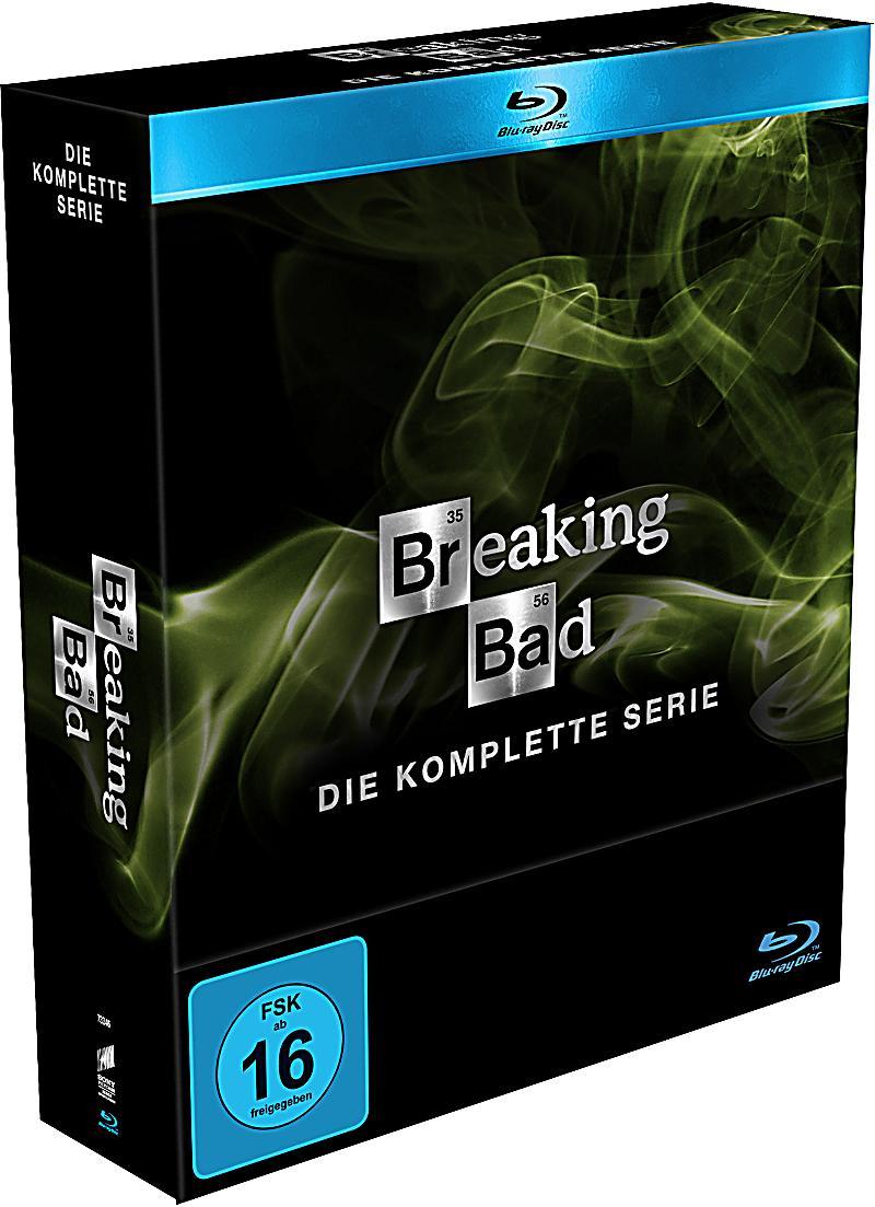 breaking bad die komplette serie blu ray bei. Black Bedroom Furniture Sets. Home Design Ideas