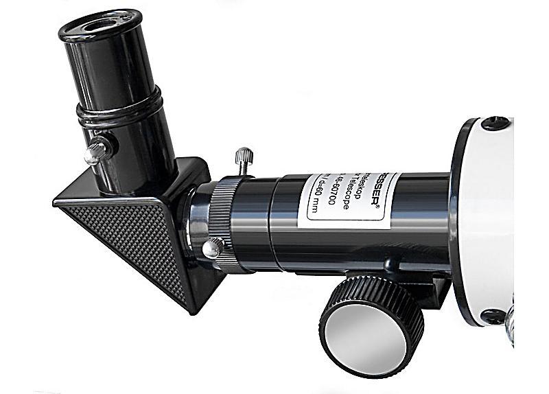 Bresser messier nt hexafoc exos eq teleskop bresser