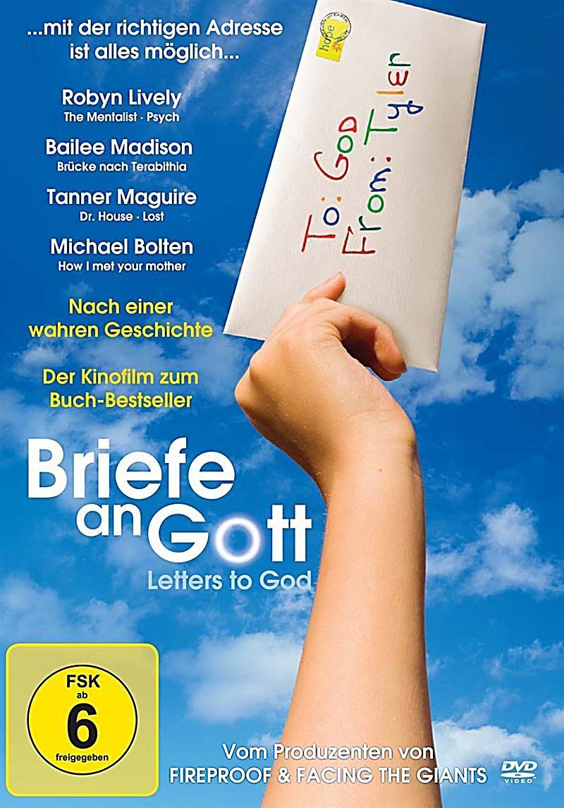 Kinderbriefe An Gott : Briefe an gott dvd jetzt bei weltbild online bestellen