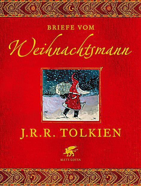 Briefe Von Tolkien : Briefe vom weihnachtsmann buch portofrei bei weltbild