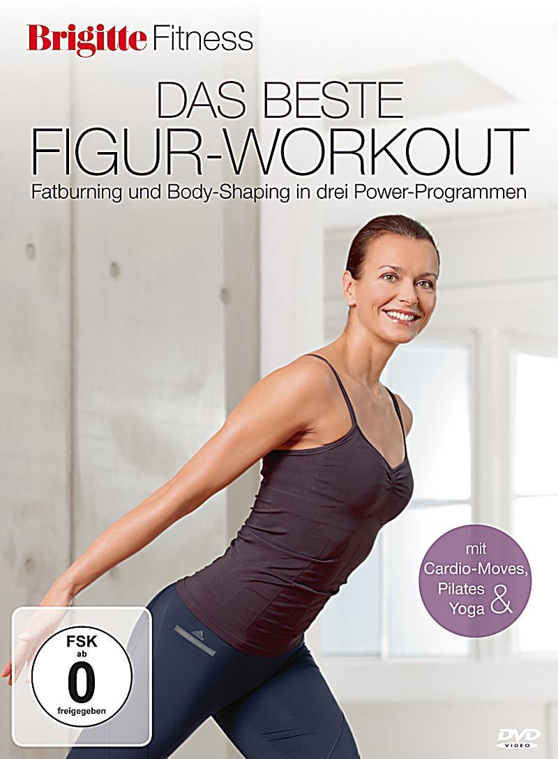 Brigitte Fitness - Das beste Figur-Workout DVD | Weltbild.ch