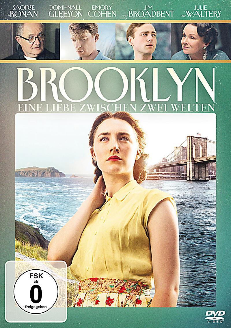 brooklyn eine liebe zwischen zwei welten dvd. Black Bedroom Furniture Sets. Home Design Ideas