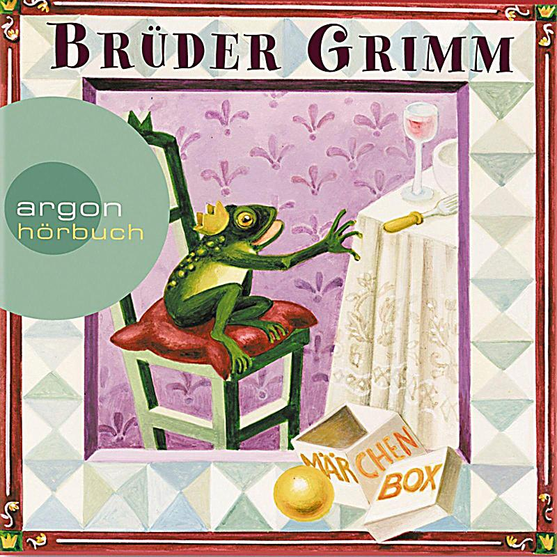 br der grimm die m rchen box 5 audio cds h rbuch. Black Bedroom Furniture Sets. Home Design Ideas