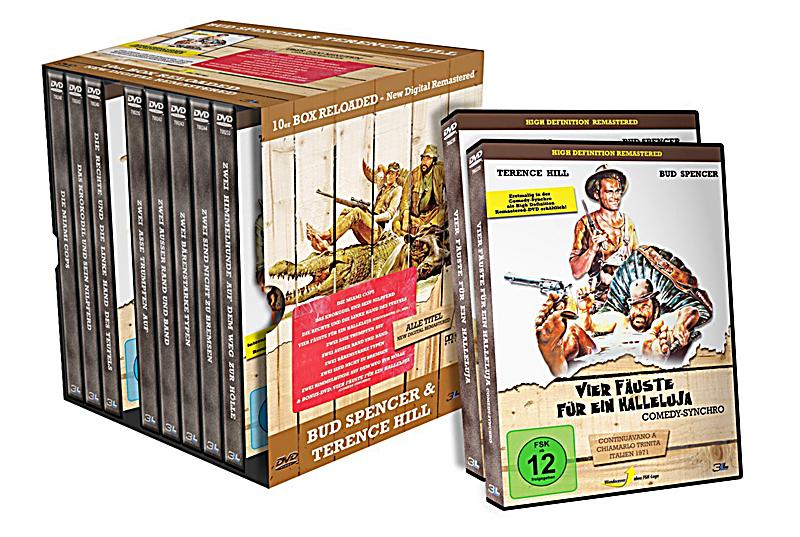 Bud Spencer Terence Hill Box