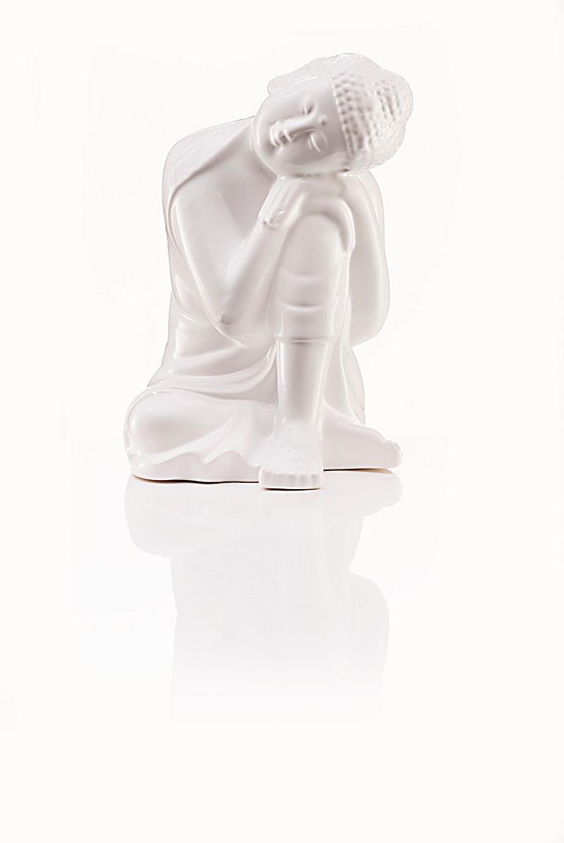 Buddha figur ceramica jetzt bei bestellen for Figur buddha