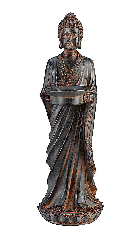 Buddha mit teelichtschale jetzt bei bestellen for Buddha bestellen