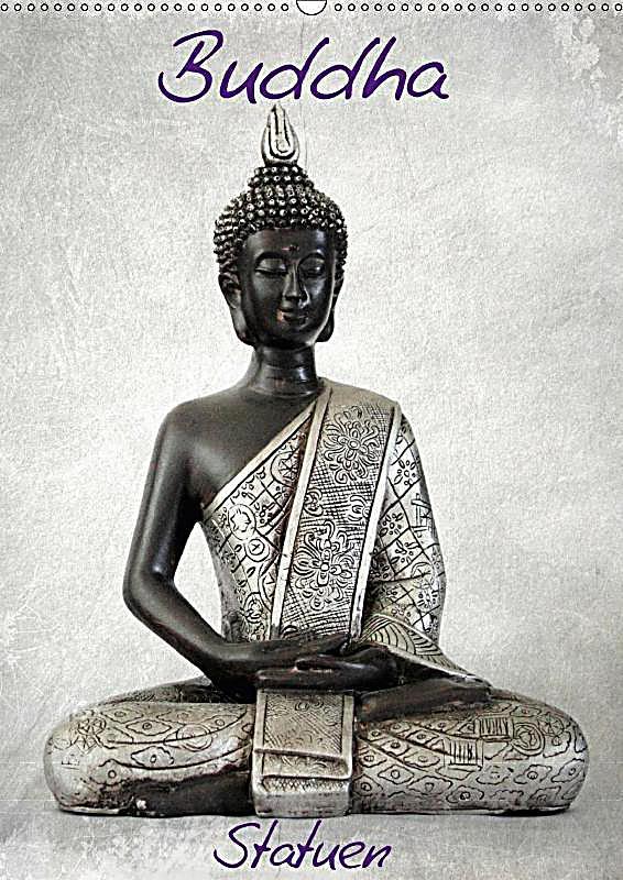 Buddha statuen wandkalender 2017 din a2 hoch kalender for Buddha bestellen
